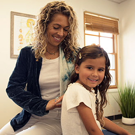Pediatric chiropractic in San Clemente and Dana Point